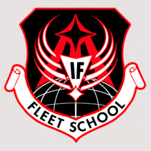 Fleet School Patch